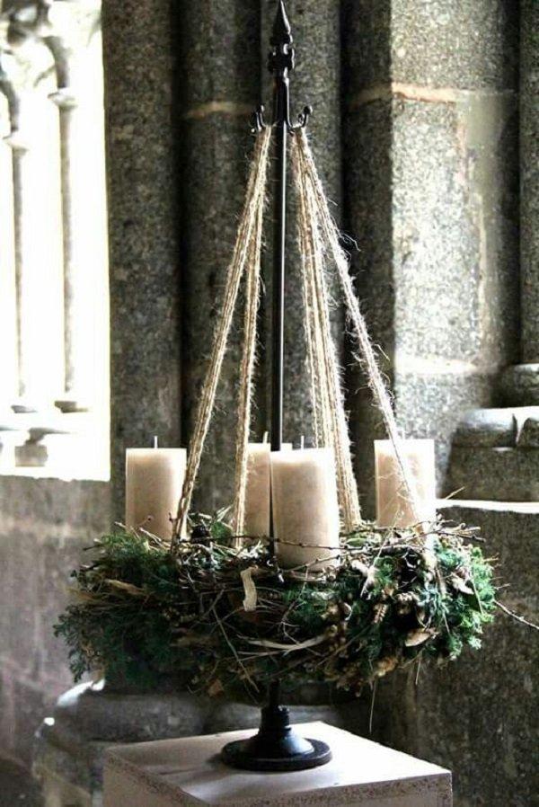 как украсить свечи для свадьбы