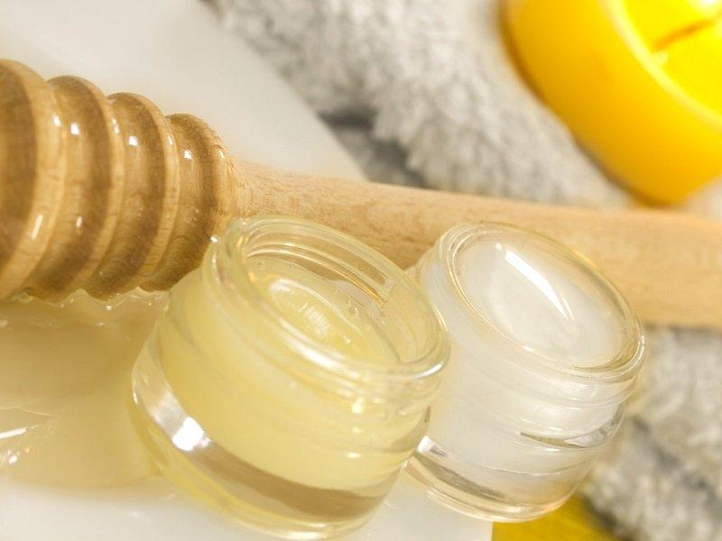 крем для лица с желатином и глицерином
