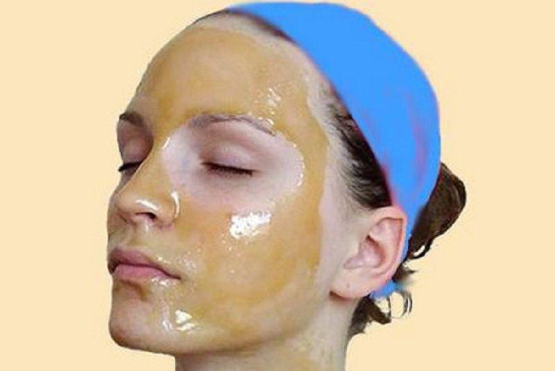 льняное масло для лица маски