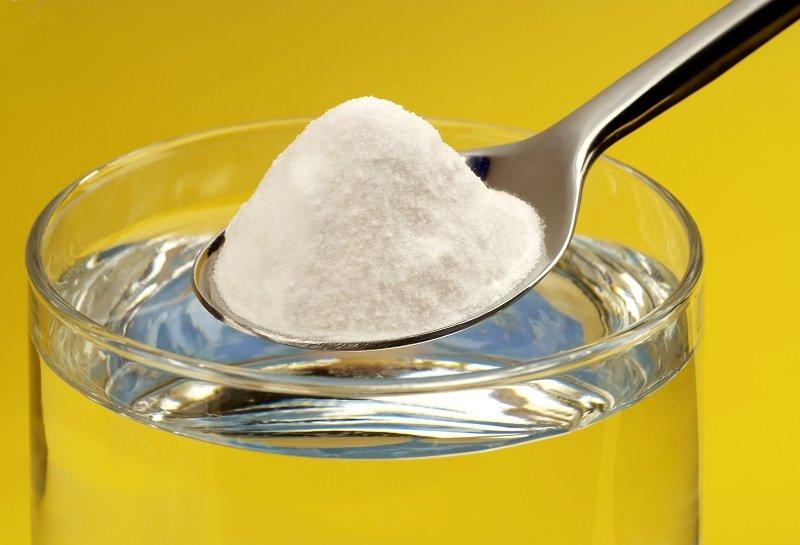 очистка организма содой и солью