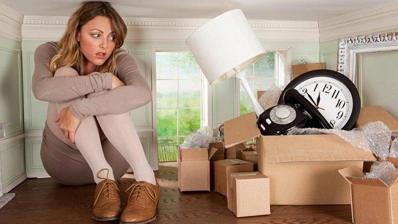 очистить дом от негативной энергии