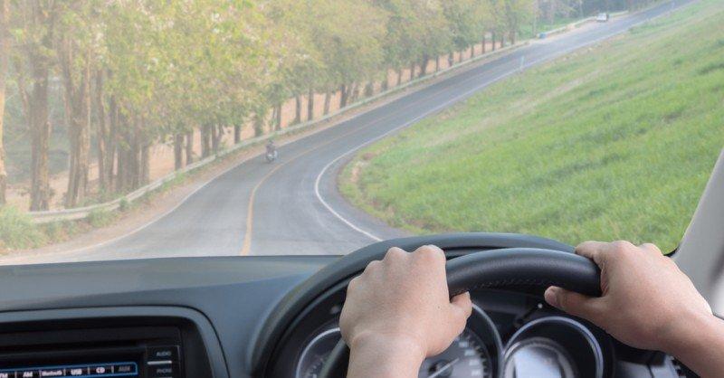 ошибки водителей