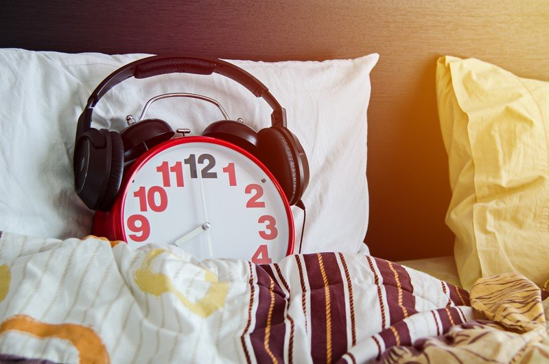 здоровый сон сколько часов