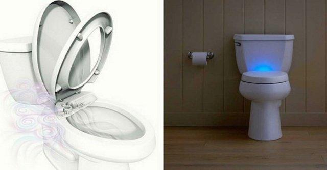 интересные приспособления для ванной комнаты