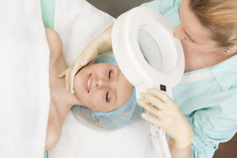 пилинг у косметолога