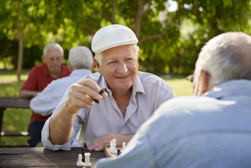 пожилые и престарелые