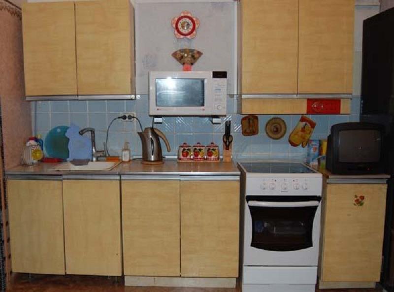 идеи переделки старой кухни