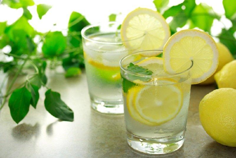 польза лимонов и соды