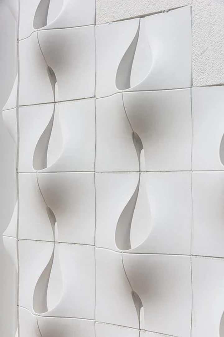 как да се украсяват стената на една къща