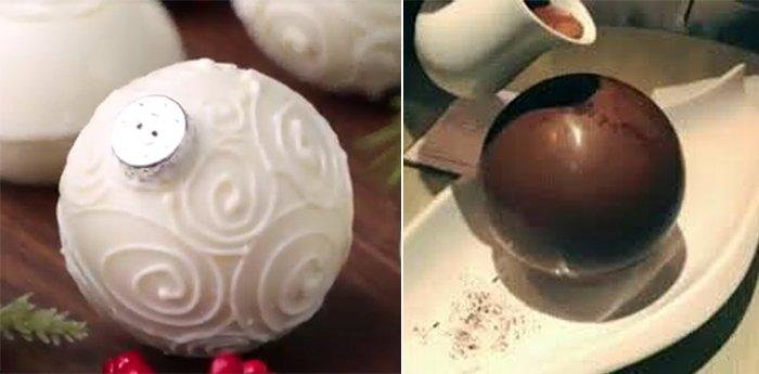 шоколадные украшения на торт