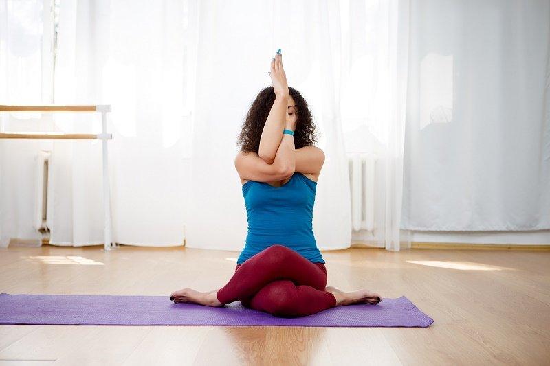 упражнения на растяжку всего тела