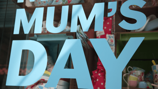 Mother's Day Retail