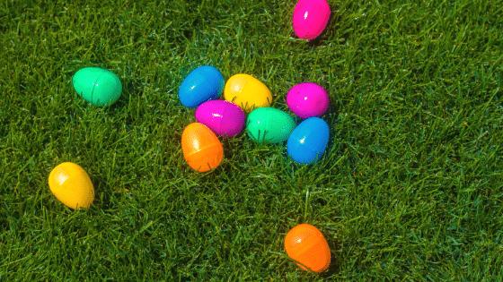 Retail Tips - Easter Egg Hunt