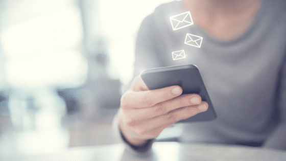 email marketing helps generate Google My Business reviews