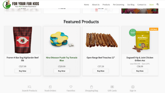 Feature Mother's Day Products