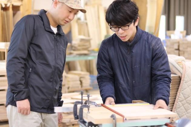 たくみ塾の木工修業