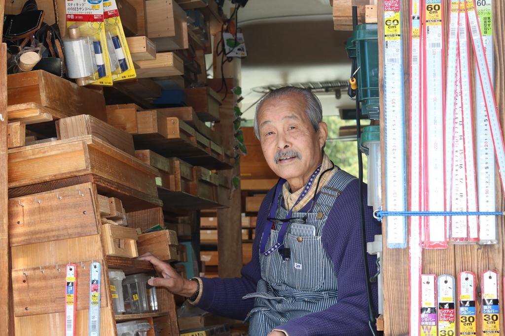 手工具を使いこなす前に、手工具を作った職人さんに畏敬の念を。