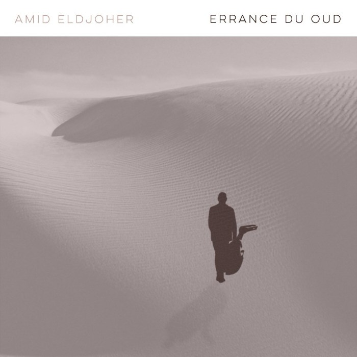 CD Art Cover for great Oud Player : Amid Eldjoher