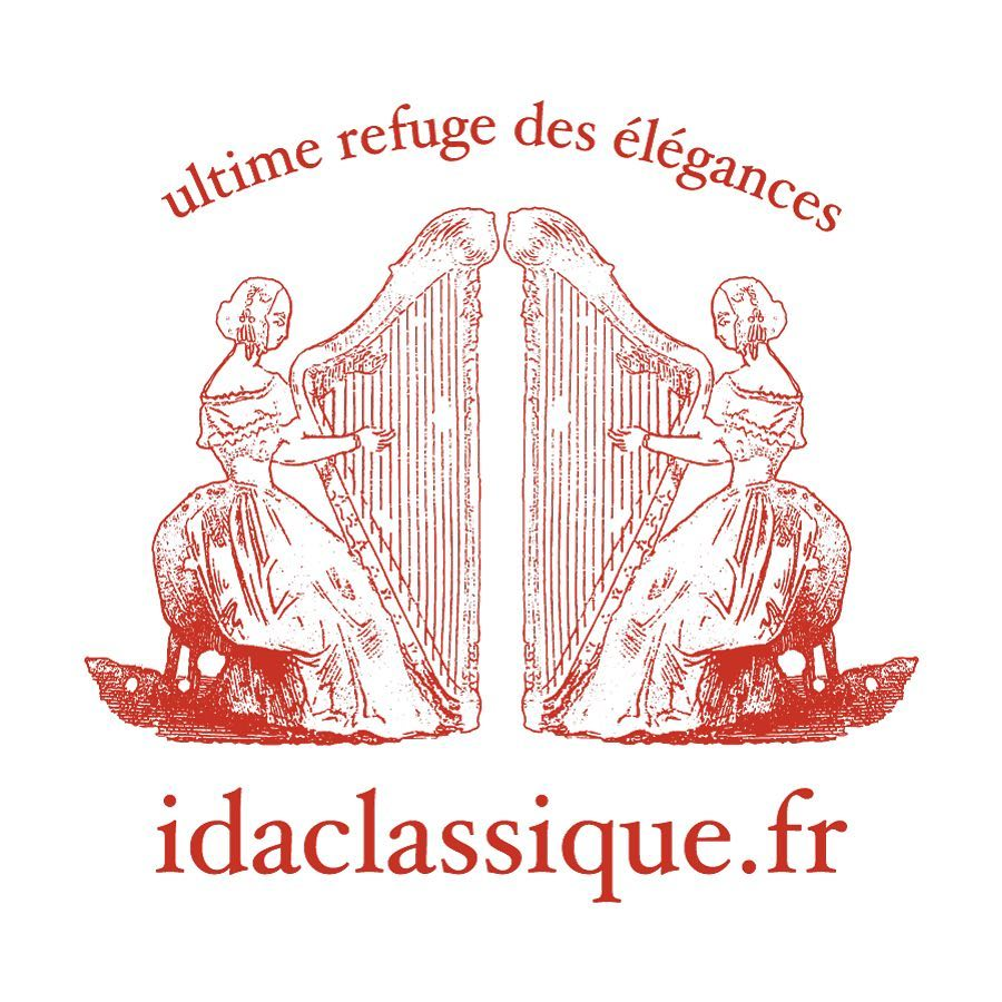 New logo idaclassique.fr
