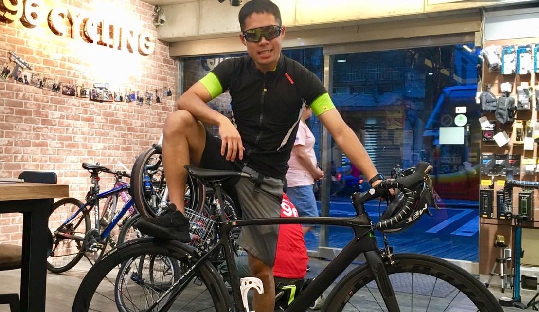 【台湾食い倒れ旅行 8日目 ついにレンタル!ロードバイク!】