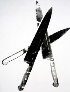 Knives (Warhol)