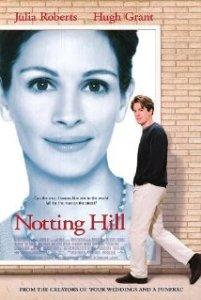 Notting Hill - poster