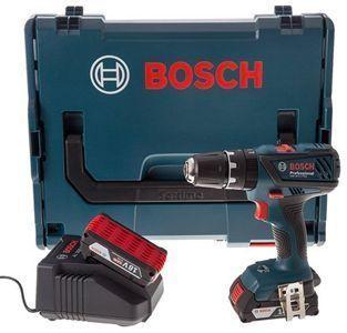 Taladro Bosch GSB 18-2-LI Plus Professional. Análisis en detalle