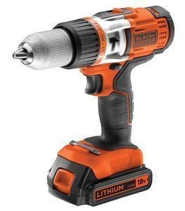 BLACK+DECKER EGBHP188K-QW