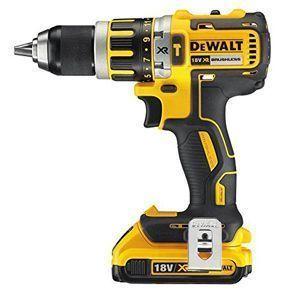 DeWalt DCD795D2-QW. Análisis detallado