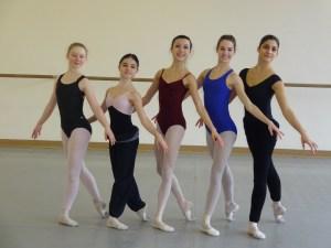 Nastia, Nere, Me, Carleigh & Carlota