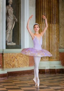 Tala Lee-Turton, Bolshoi Ballet Academy - Wentworth Woodhouse