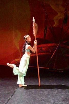 Tala Lee-Turton, Bolshoi Ballet Academy, professional ballet dancer, Polovtsian Dances