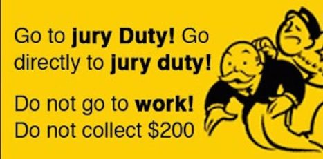 Getting-Out-Of-Jury-Duty