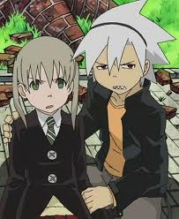 soul_and_maka_together