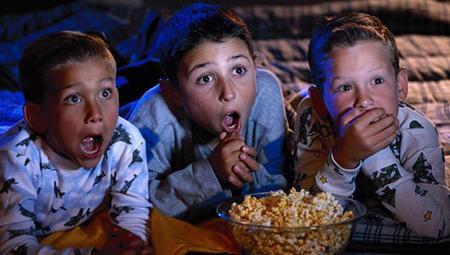 home-movie-night