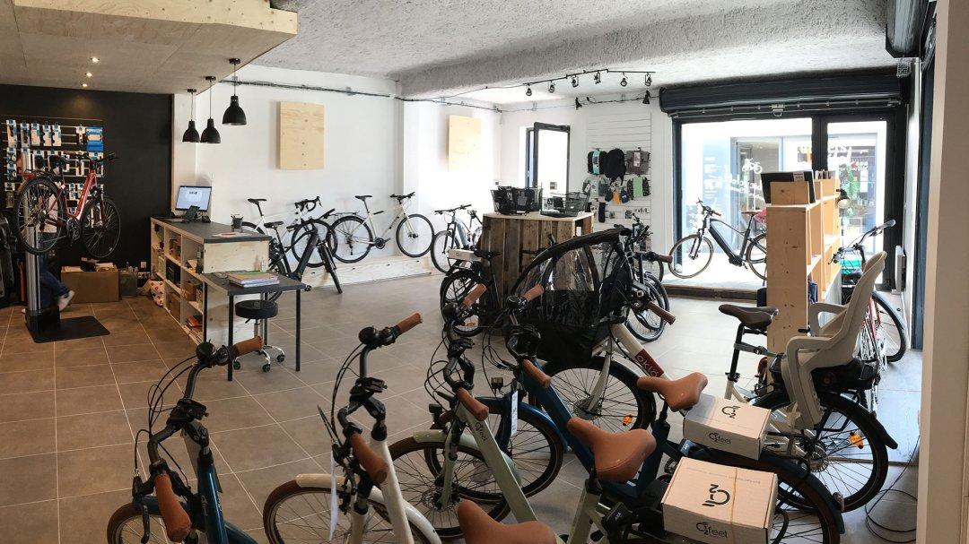 vélo stock boutique clisson