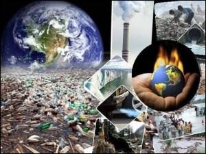 موسمیاتی تغیر، ماحولیاتی آلودگی اور ہم