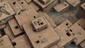 چاتالہویوک کے گھروں کا دروازہ چھت پر ہوتا تھا اور شہر دیکھنے میں چھتے سے مشابہت رکھتا تھا