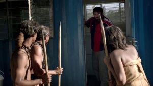 ہزاروں سال بعد ایوریئو قبیلے کے لوگوں کا باقی دنیا کے لوگوں سے رابطہ ہوا