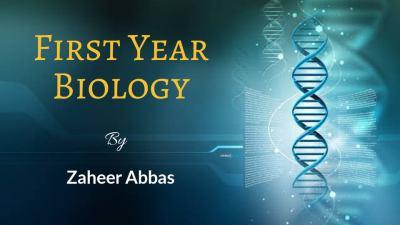 First Year Biology