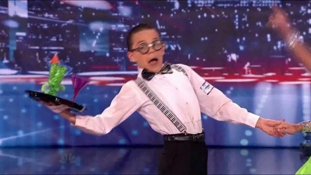 America's Got Talent 2013 Season 8 Week 2 Auditions – Ruby and Jonas / D'Angelo and Amanda