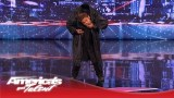 Kenichi Ebina Performs an Epic Matrix- Style Martial Arts Dance