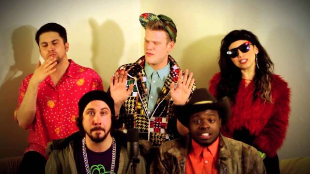 Thrift Shop – Pentatonix (Macklemore & Ryan Lewis cover)