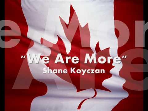 We Are More – Shane Koyczan