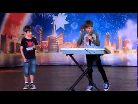 Australia's Got Talent 2012 – 10 Days After Christmas