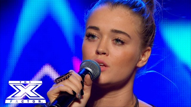 Jiordan Tolli: People Help The People – Auditions – The X Factor Austra