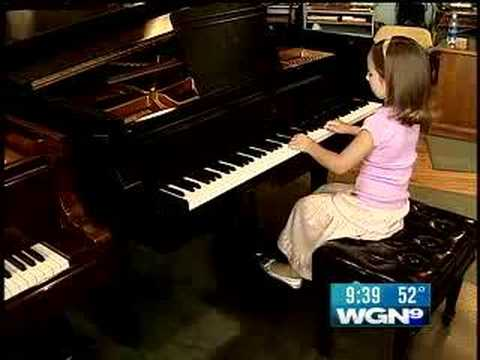 Emily Bear: Girl With A Gift. A WGN News Special