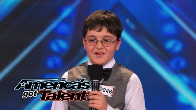Adrian Romoff: 9-Year-Old Piano Player Wows Judges – America's Got Talent 2014