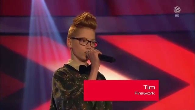 Tim Firework The Voice Kids Germany!!! Blind Auditions