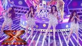 4th Impact work it out… Beyoncè style! | Live Week 3 | The X Factor 2015